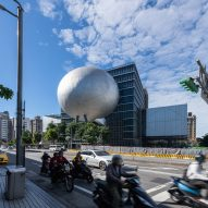 OMA's long-awaited Taipei Performing Arts Center nears completion in Taiwan