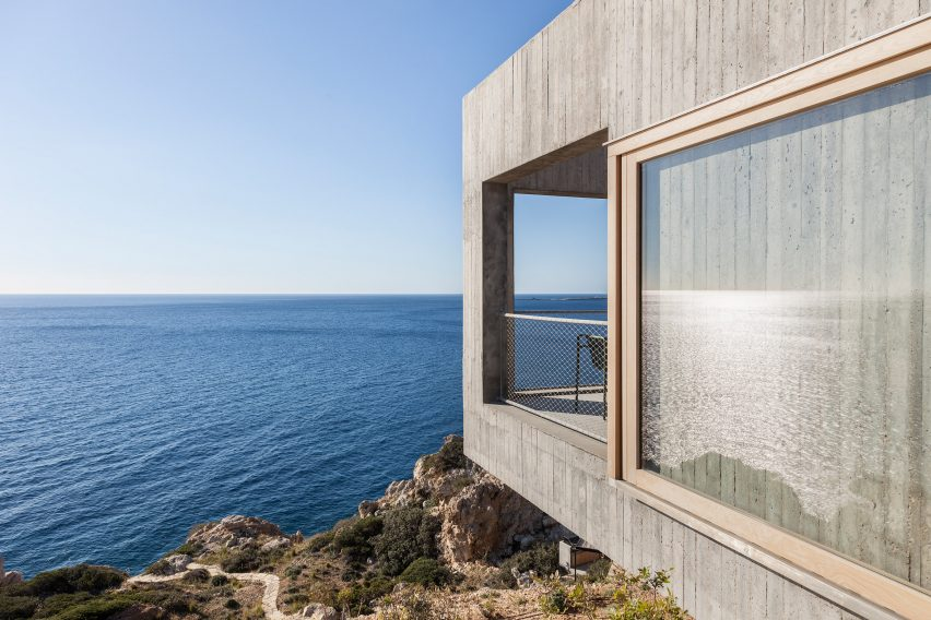Holiday home on Karpathos by OOAK Architects