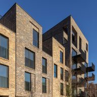 Kings Crescent by Karakusevic Carson Architects
