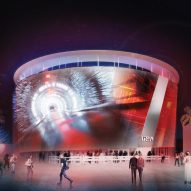 Pavilion USA 2020 for Dubai Expo 2020 by Fentress Architects