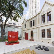 Red House International School by Studio dLux