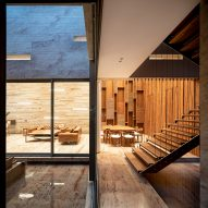 Residence 145 by Charged Voids in India