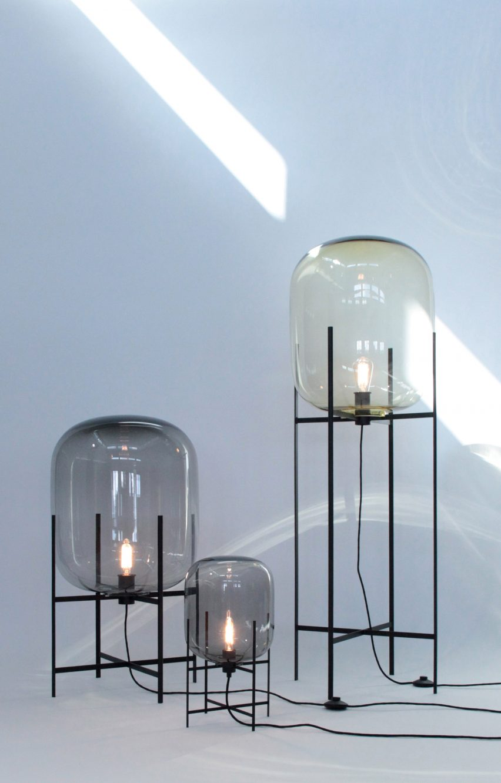 Oda lamp by Sebastian Herkner