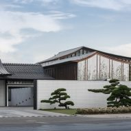 Shimao Longyin Leisure Center by Lacime Architects