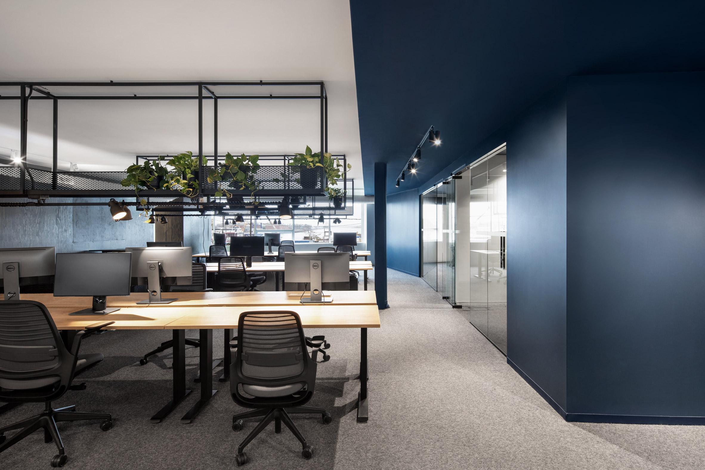 Sidewalk Labs office by Lebel and Bouliane
