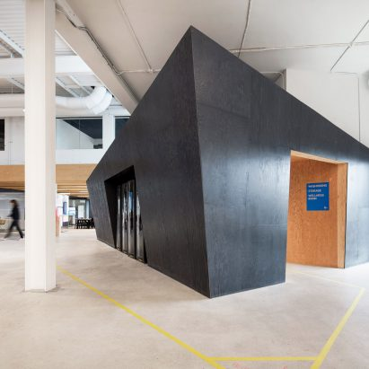 Office building design architecture Design Build Sidewalk Labs Toronto Offices Occupy Fishery Renovated By Lebel Bouliane Tgb Architects Office Interior Architecture And Design Dezeen
