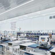 Swarovski factory: Manufaktur by Snøhetta in Wattens, Austria
