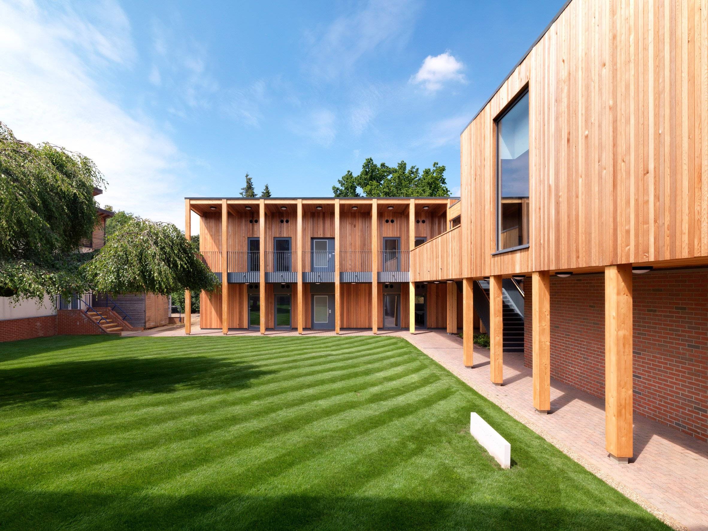 St Teresa's Sixth Form College by IF_DO