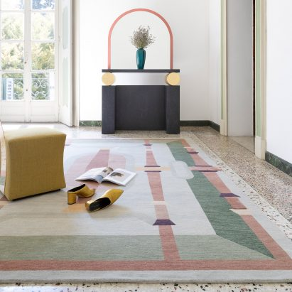 Studio Klass designs renaissance-inspired rugs