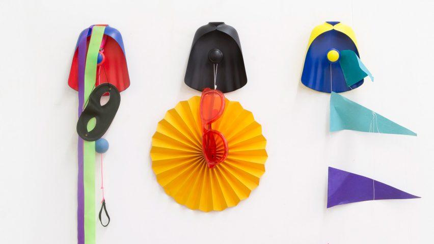 super hero hangers Constance Guisset