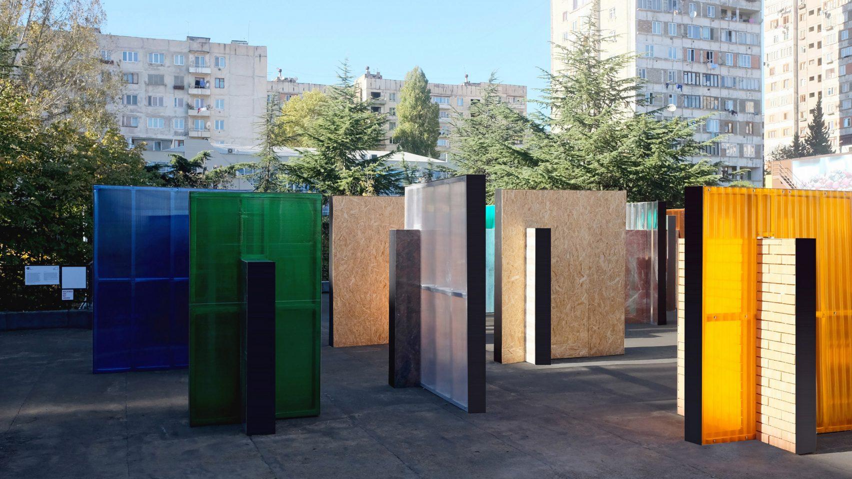 Тбилисская Архитектурная Биеннале