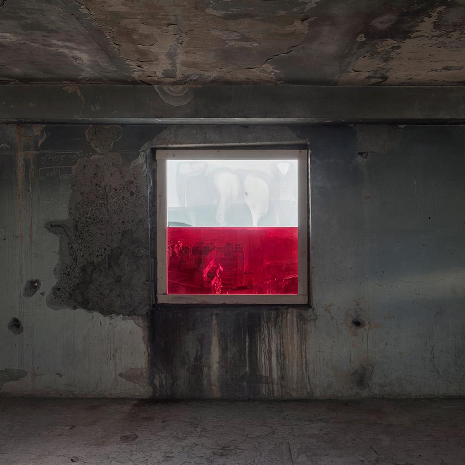 Scarlet Window by Reijiro Wada