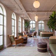 The Conduit members club subtly mixes Scandinavian and African aesthetics