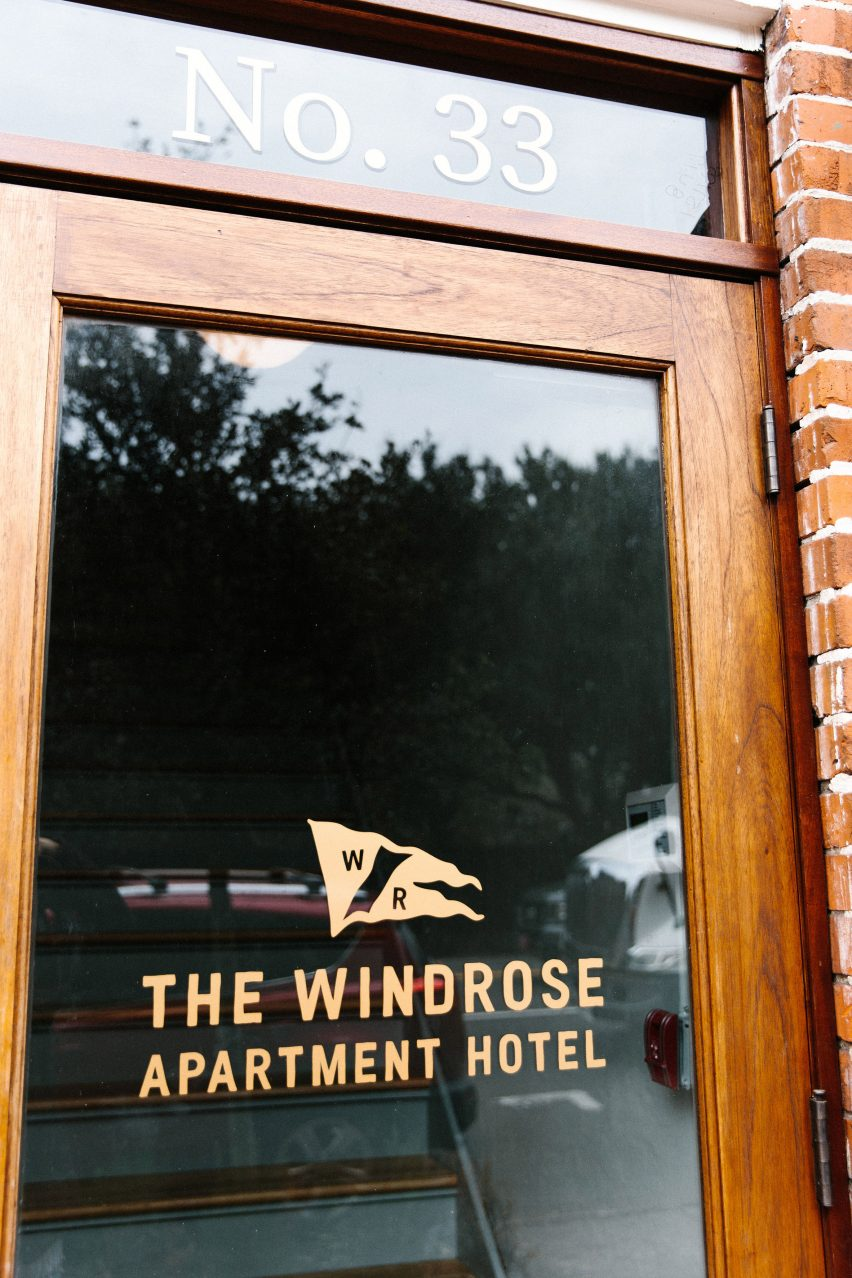 The Windrose hotel by Basic Projects