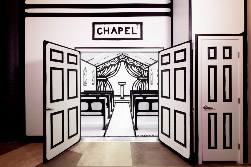 Las Vegas chapel Til Death Do Us Part by Joshua Vides