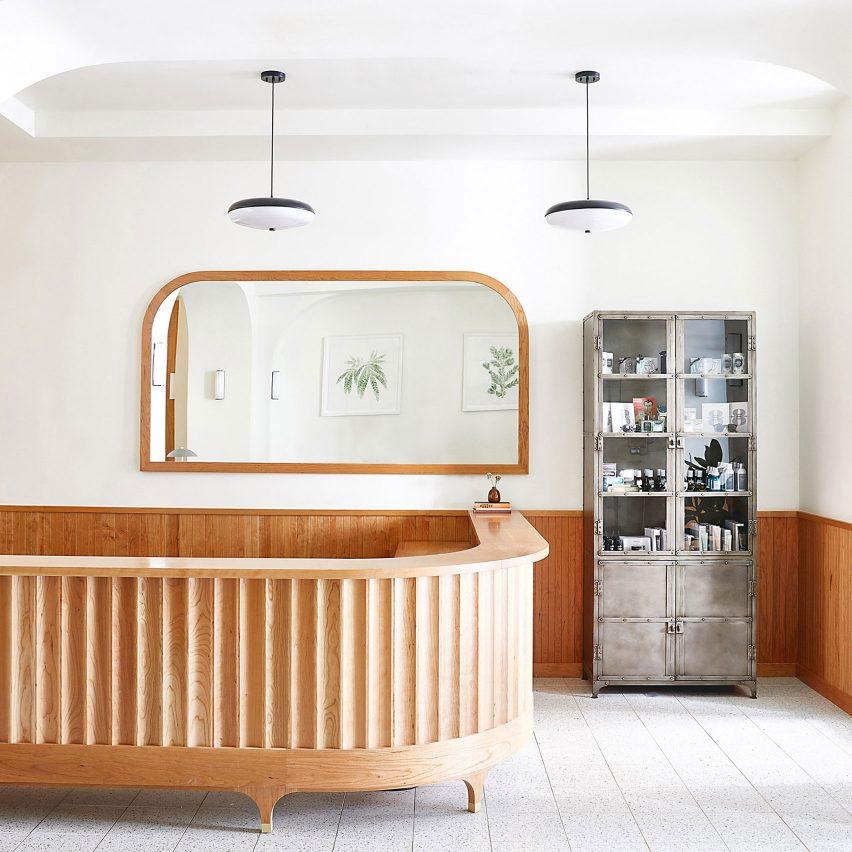 Art deco architecture: Tilden Hotel by Studio Tack