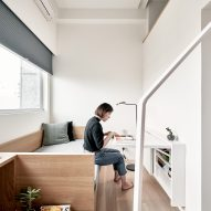 Tiny apartment by A Little Design