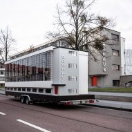 Bauhaus bus embarks on world tour to explore the school's global legacy