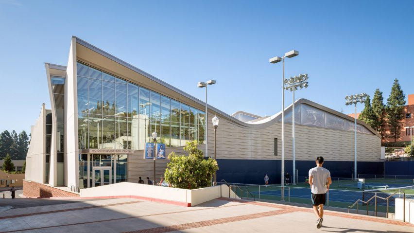 UCLA Basketball Facility by Kevin Daly Architects