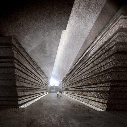 Nizio Design International reveals Museum of the Great Famine designs