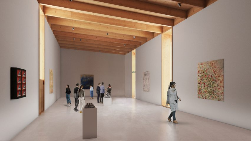Vancouver Art Gallery by Herzog and de Meuron