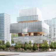 Herzog & de Meuron swaps wood for glass in Vancouver Art Gallery proposal