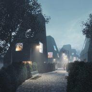 Tham & Videgård Arkitekter unveils plans for prefabricated Vertical Village II in Sweden
