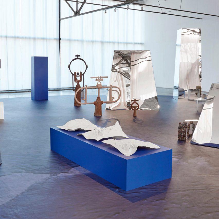 Xandra van der Eijk's installation explores feelings of ecological grief