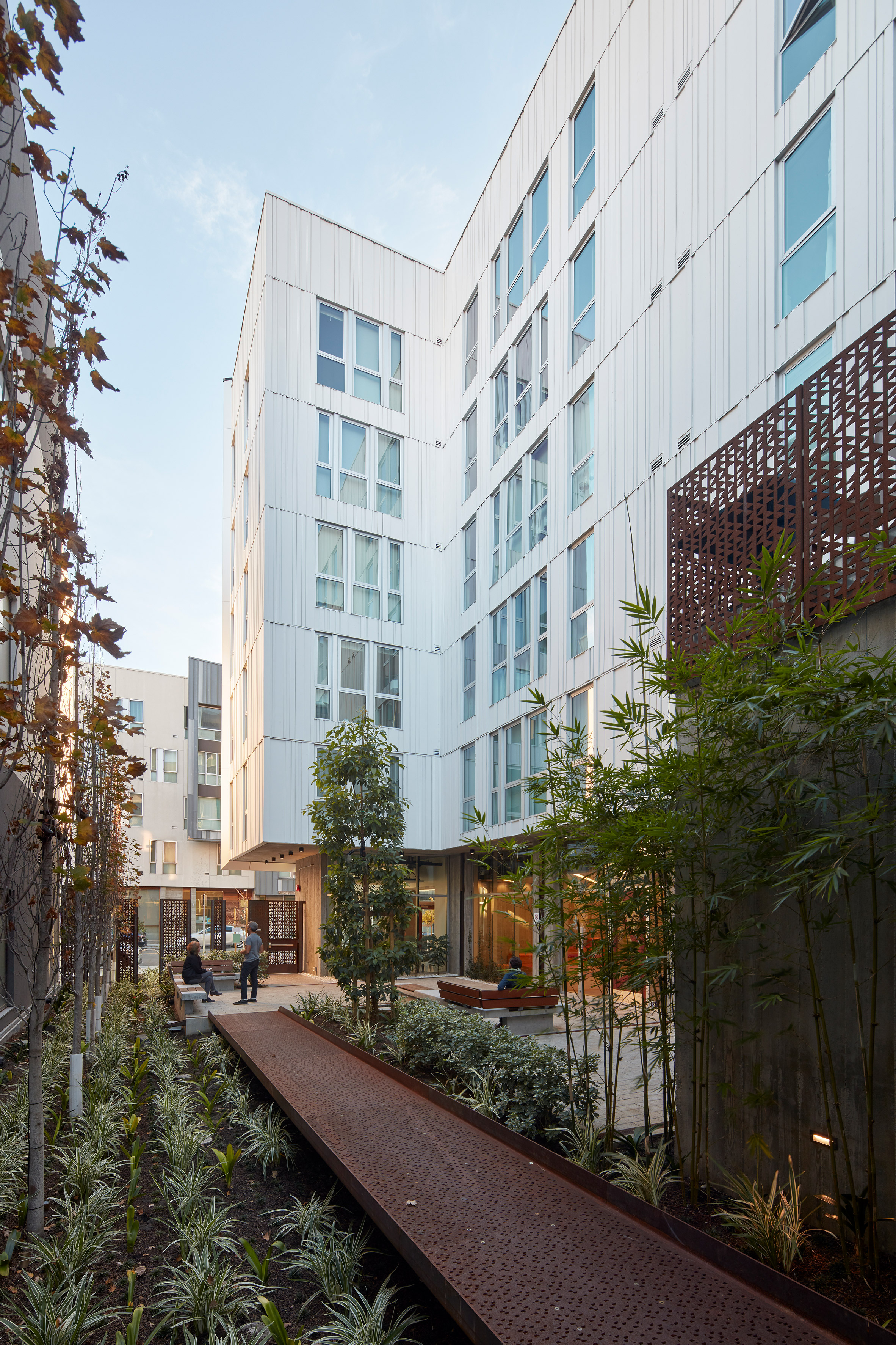 San Francisco Apartment: Tiny Apartments Fill David Baker's 388 Fulton Block In San
