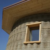 3D-printed Gaia house is made from biodegradable materials