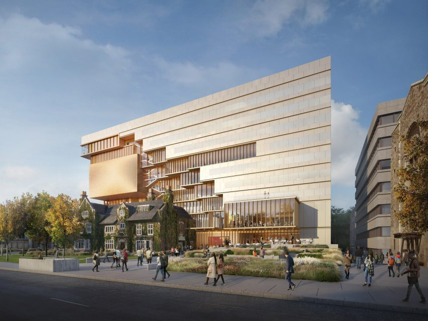 University of Toronto by Diller Scofidio + Renfro