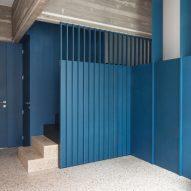 Atelier Janda Vanderghote turns historic Ghent house into modern B&B