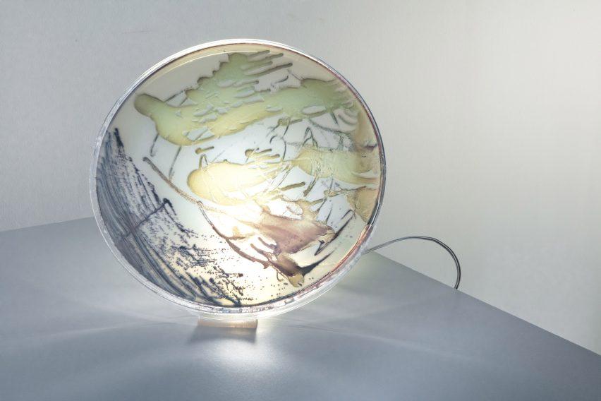 Jan Klingler Bacteria lamps ArkDes