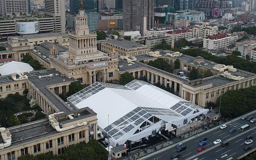 Design Shanghai 2019 se lleva a cabo en el Centro de Exposiciones de Shanghai