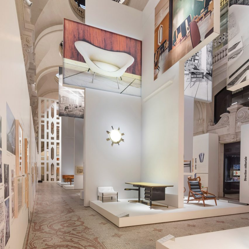 Gio Ponti exhibition at Musée des Arts Décoratifs examines his six-decade career