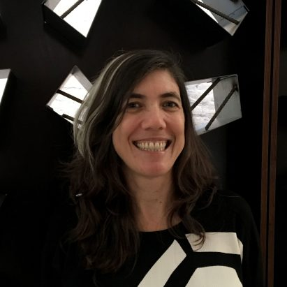 Sandra Barclay, architect and Dezeen Awards 2019 judge