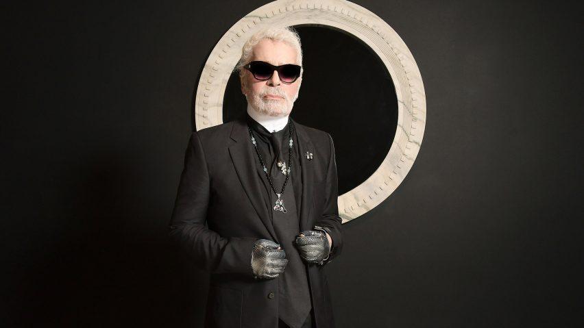 Fashion designer Karl Lagerfeld dies