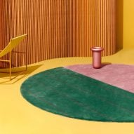 Sight Unseen creates two colourful rugs using Kasthall's simple online design tool