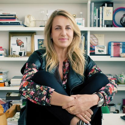 Patricia Urquiola, architect and designer and Dezeen Awards judge 2019