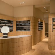 Bernard Dubois channels childhood memories into Aesop interior in Brussels