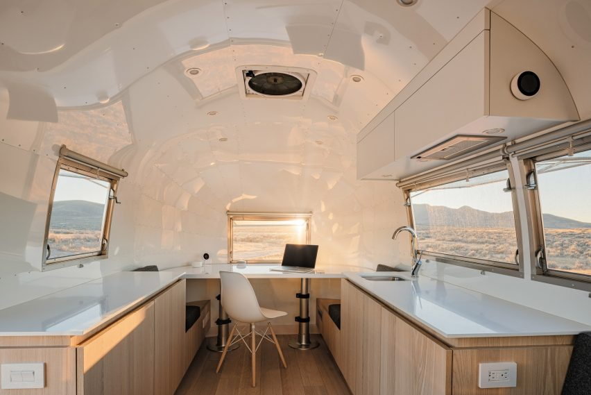 Airstream revamp by Edmonds + Lee Architect