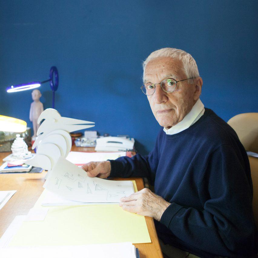 Italian architect Alessandro Mendini dies