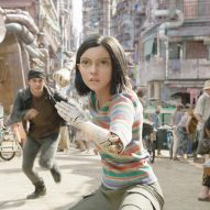 "Alita: Battle Angel sets offer a ""respite"" from dark sci-fi dystopia, say production designers"