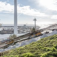 Amager Bakke and Copenhill artificial ski slope by BIG and SLA Architects