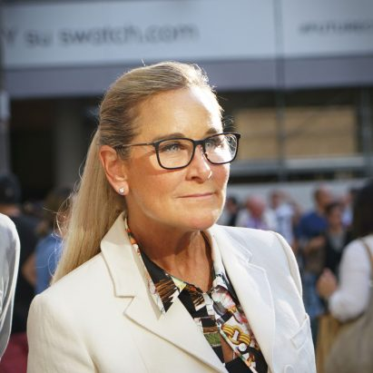 Apple's head of retail Angela Ahrendts