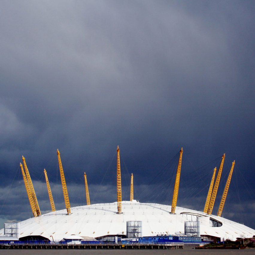 Richard Rogers top 10 architecture projects: Dome