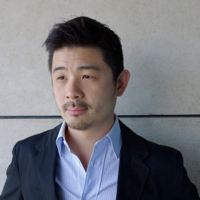Aric Chen curator of Design Miami and Dezeen Swards 2019 judge