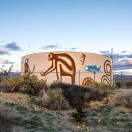 Armando Lerma's installation for Desert X 2019