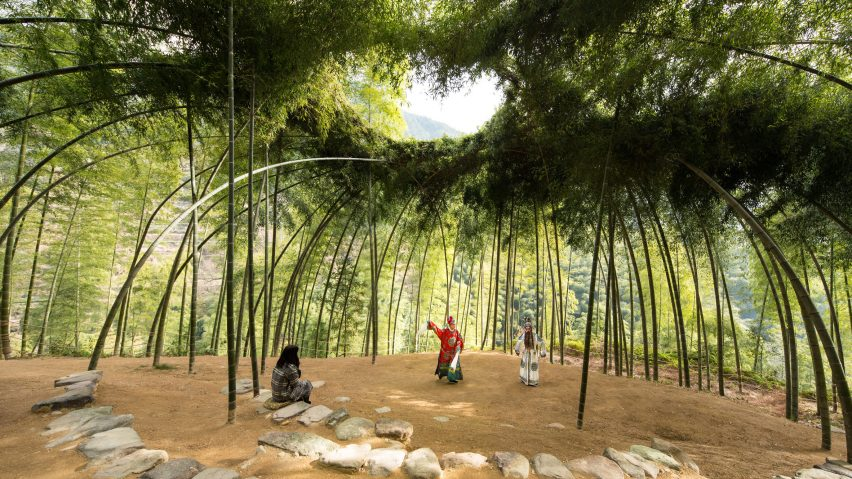 Bamboo Theatre to feature in Nature – Cooper Hewitt Design Triennial