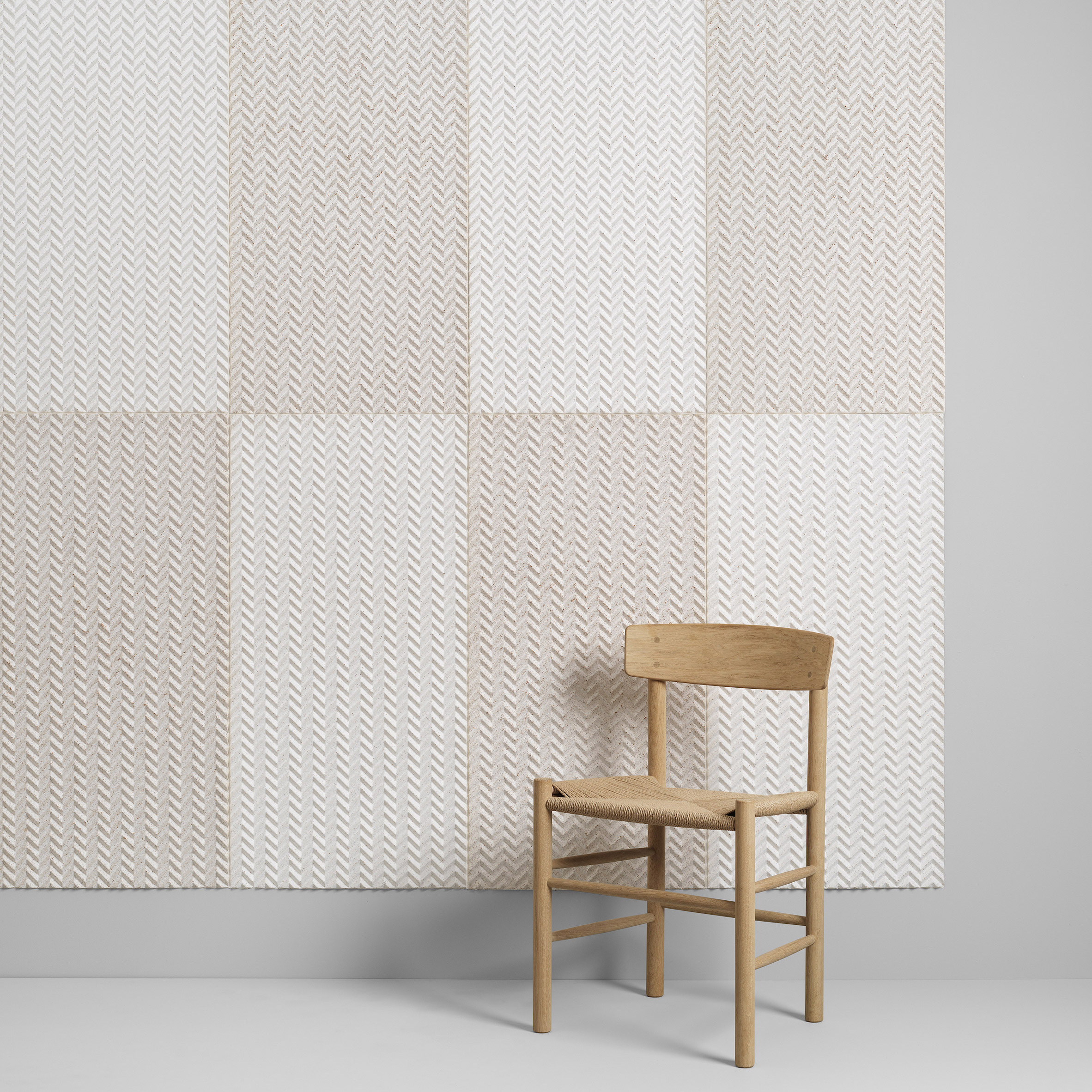 Baux Acoustic Pulp Panels Are Made From A Plant Based Material